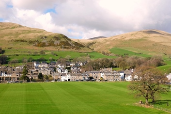 Link to Sedbergh and the Howgills page